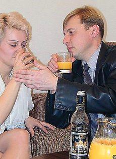 Выпили глюкогенного сока - фото #
