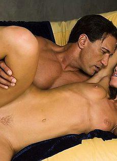 Страстная любовь в пастели - фото #