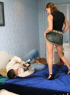 Снимал своё эротическое кино - фото #