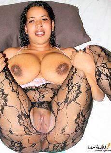 Порвала колготки для секса - фото #