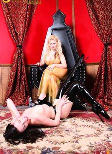 Хорошо иметь собственного раба - фото #