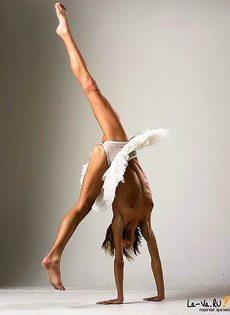 Лучшая балерина в моей жизни - фото #