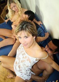 Схватил крепко за вагину - фото #