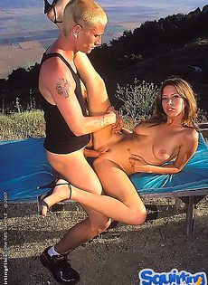 Секс на природе - фото #