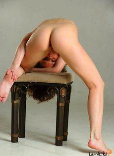 В распоряжении один стул и природные таланты - фото #