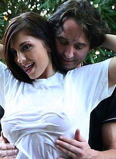 Оральный секс с взаимным кунилингусом - фото #