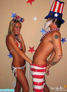 Американцы показали, как нужно делать минет - фото #