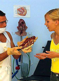 Пациентка совратила молодого хирурга - фото #