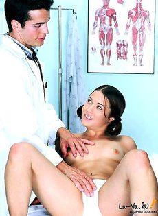 Познакомилась с молодым врачем и предложила ему потрахаться - фото #