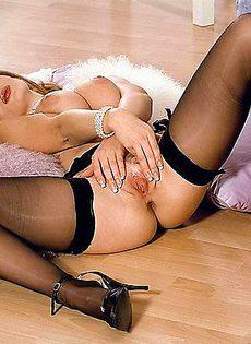 Тело девушки создано для отменного секса - фото #