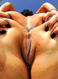 Такой попке требуется частый секс - фото #