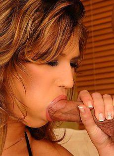 Поблагодарила за прекрасный секс - фото #
