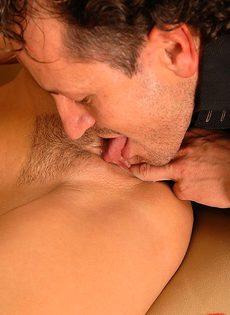 Межрасовый анальный секс - фото #