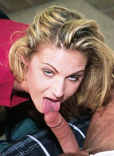 Анальный секс с двумя блондинками - фото #