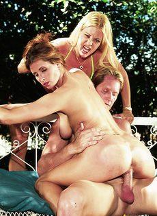 Муж трахает сестру своей жены - фото #