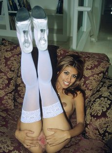 Анальный секс с восточной красавицей - фото #