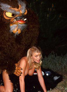 Секс со сказочными существами - фото #