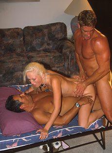Анальный секс с Alana Evans - фото #