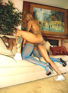 Фото секса чернокожей парочки - фото #