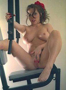 Настоящий секс тренажер для женщины - фото #