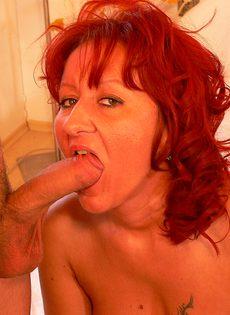 Секс со зрелой женщиной за 50 - фото #