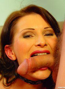 Моя сексуальная жена любит сосать и потрахаться в очко - фото #