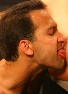Секс в офисе по деловому - фото #