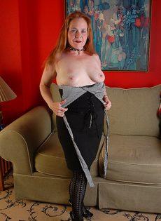 Сексуальная бабуля - фото #
