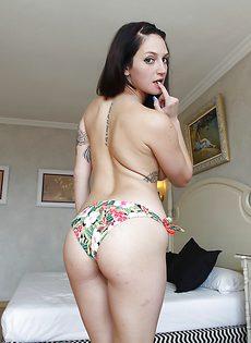 Личные секс фото девушки в татуировках - фото #