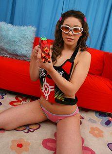 Домашние секс фото молодой девушки - фото #
