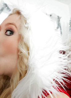 Оригинальное поздравление с Новым годом любимой девушки - фото #