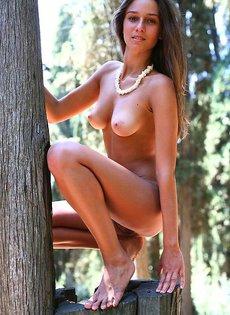Марианна в лесу