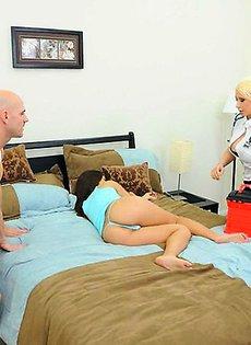 Вызвали врача на дом