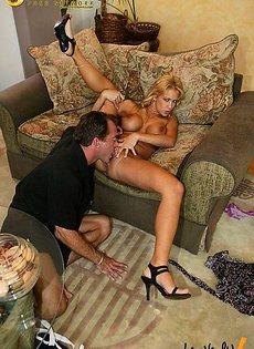 Удачный брак с блондинкой