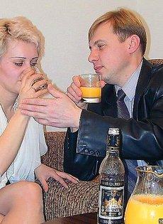 Выпили глюкогенного сока
