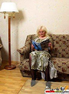 Пожилая женщина смогла насладиться молодым членом