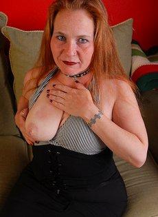 Сексуальная бабуля