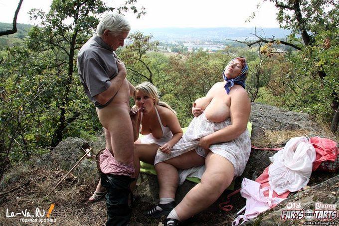 секс в русской деревне видео