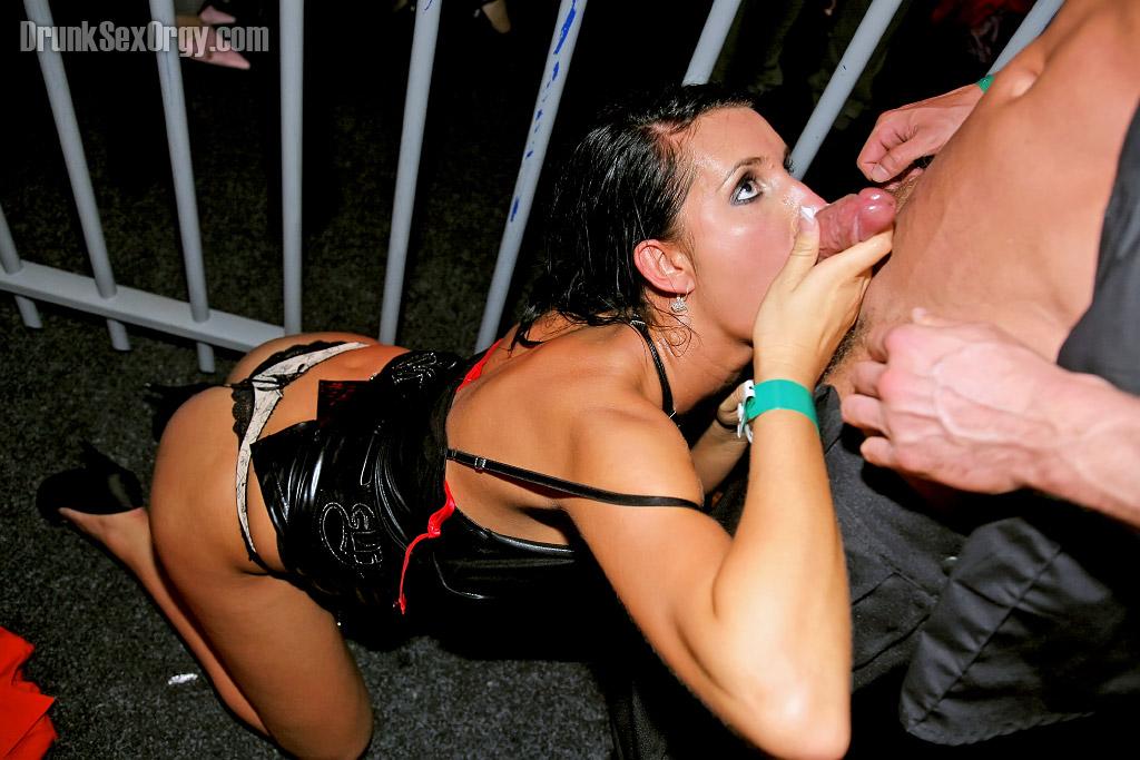 порно вечеринки пати несса девил