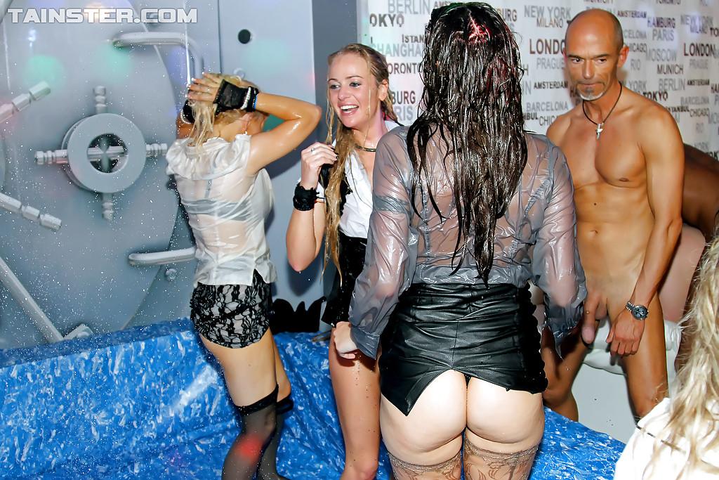 европейские порно вечеринки