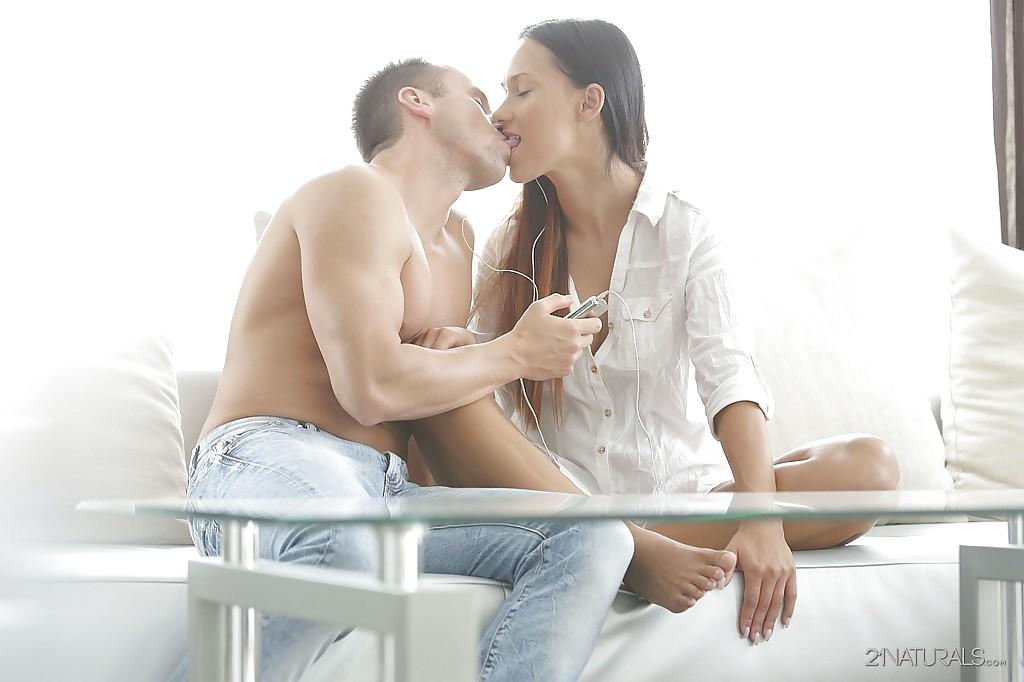 Аральный секс утро