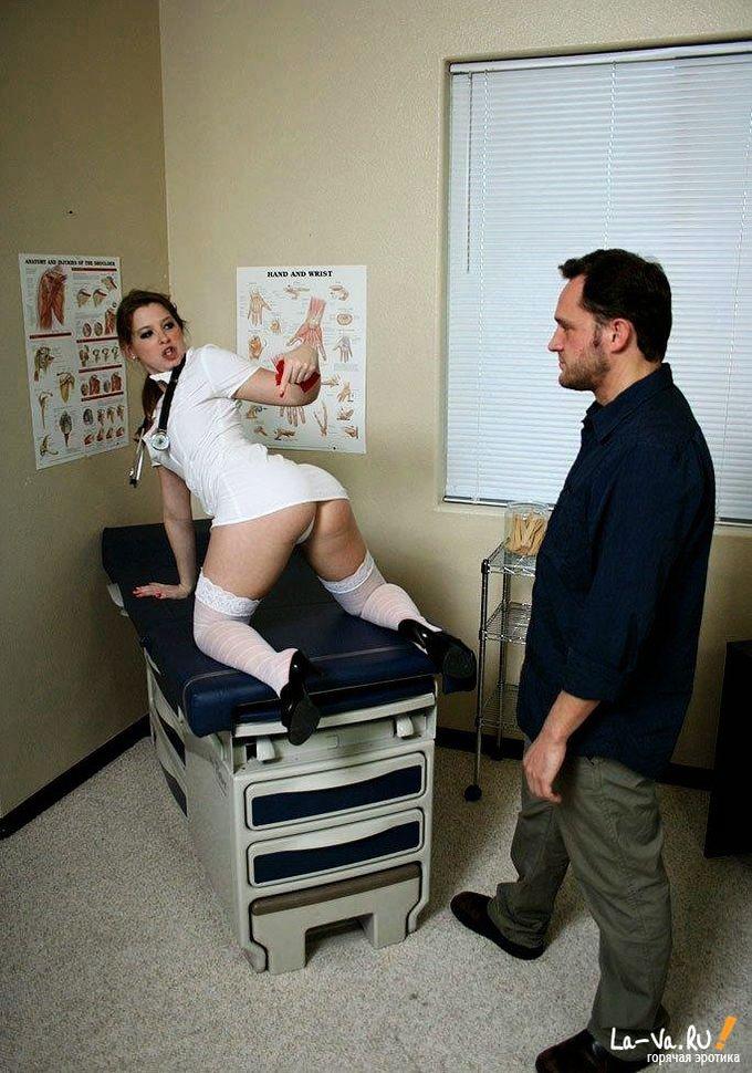 Секс в процедурном кабинете