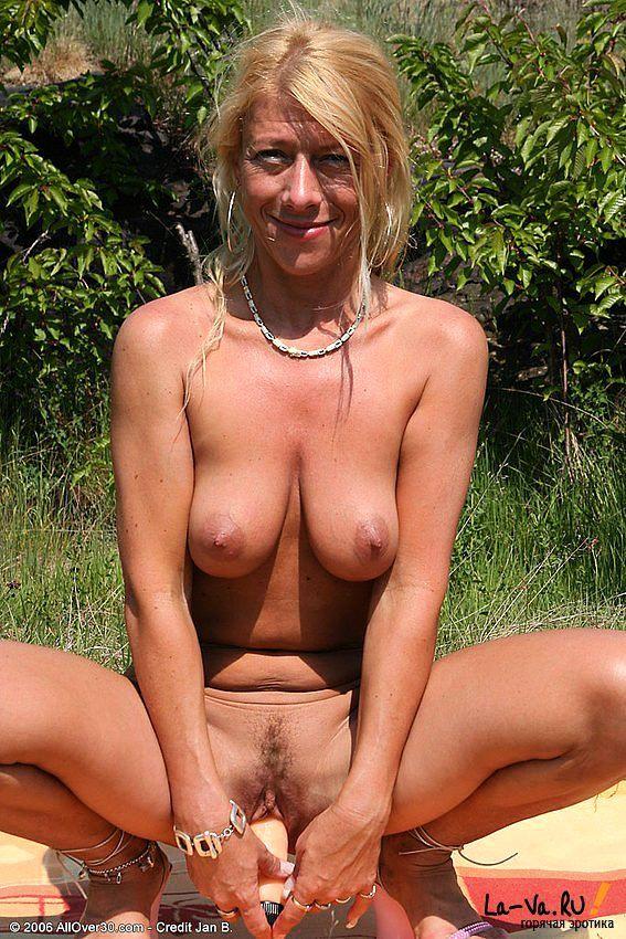 Устроила себе пик ник в лесу на опушке - фото #10