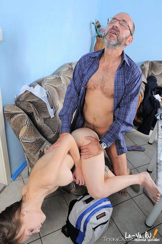 фото секс старик