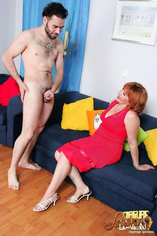 Секс с женщиной за40
