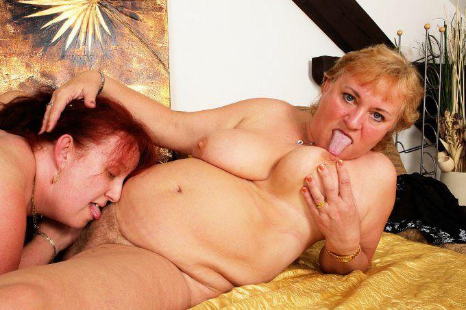 старые лезбиянки за 60