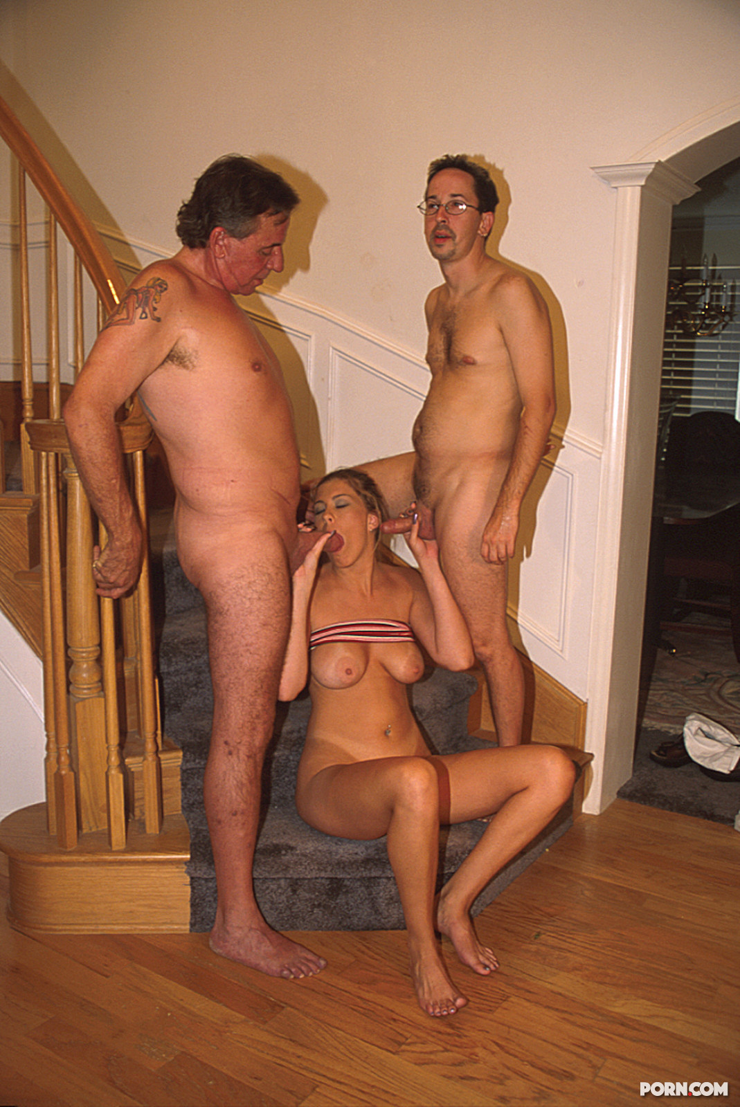 реальный групповой секс с женой