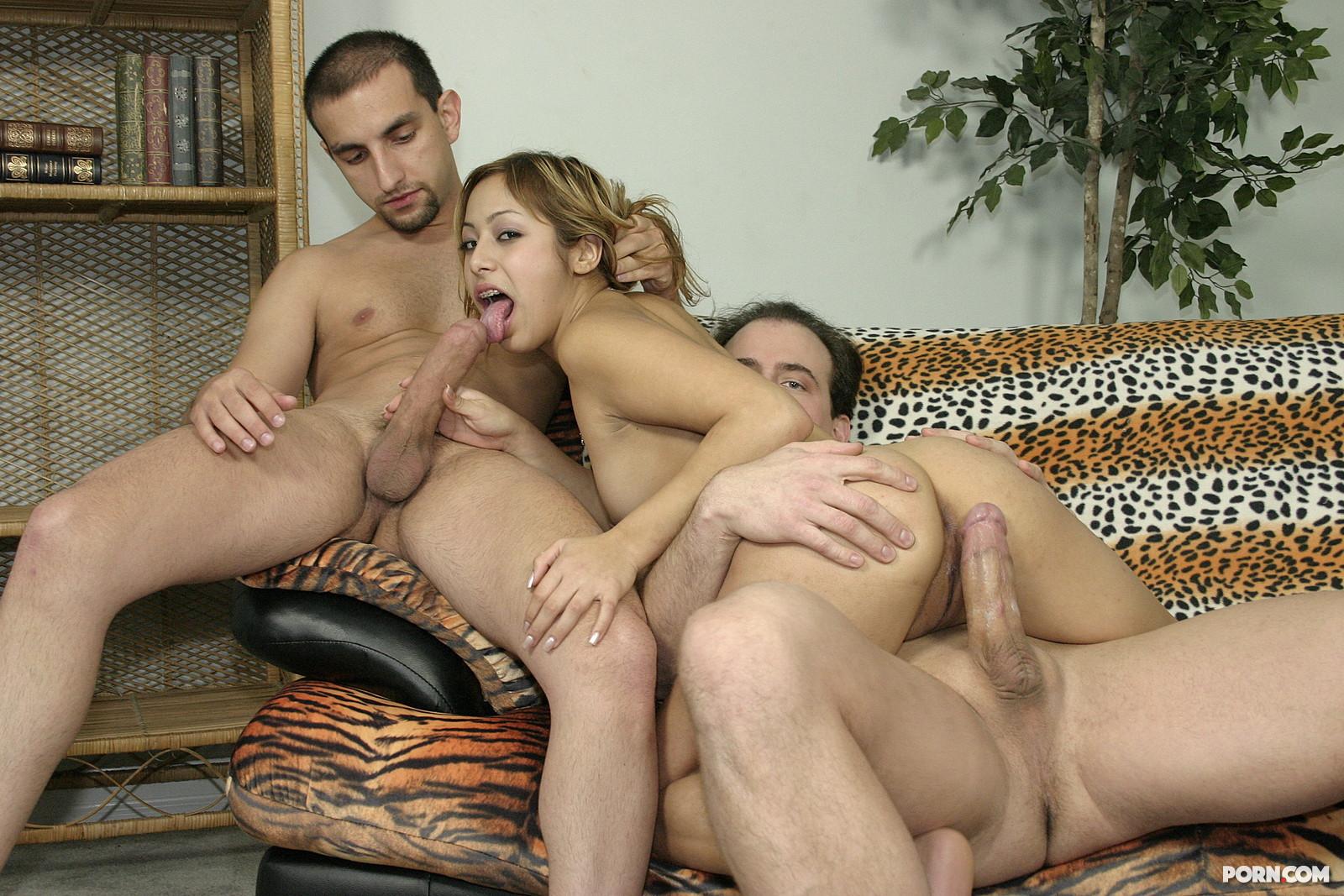 Порно двойное впервые — photo 4