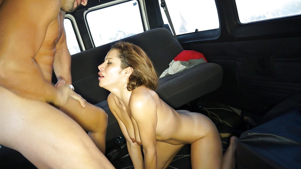 проститутку в фургоне